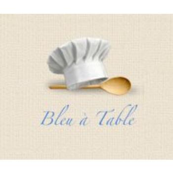Bleu A Table