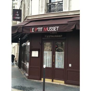Le P'tit Musset