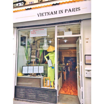 Vietnam In Paris