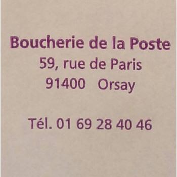 Boucheries De la Poste